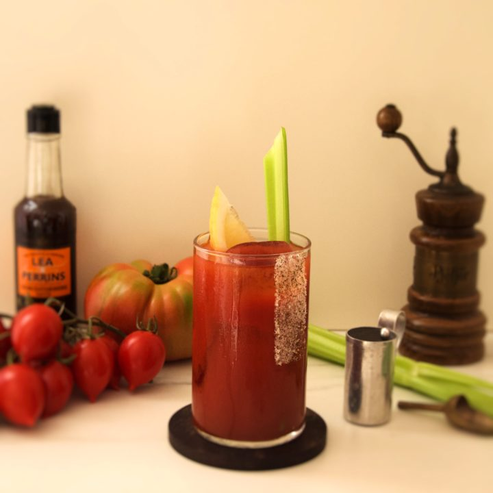 vodka tomato juice cocktail