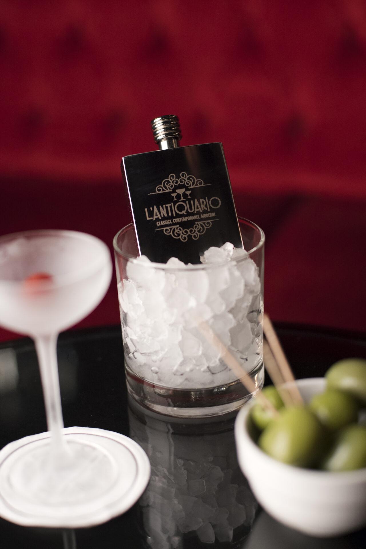 cocktail l'antiquario Napoli