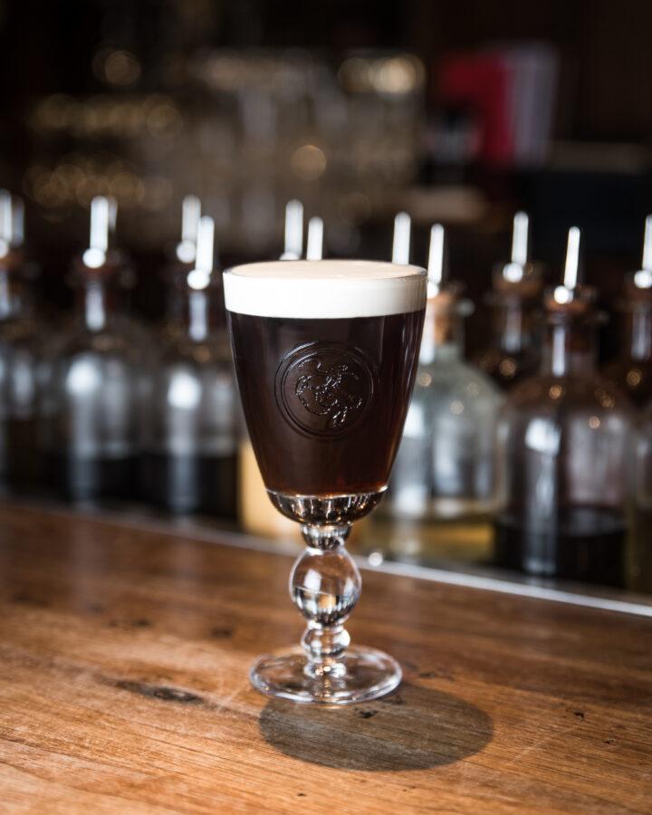 Dead Rabbit NYC Irish Coffee