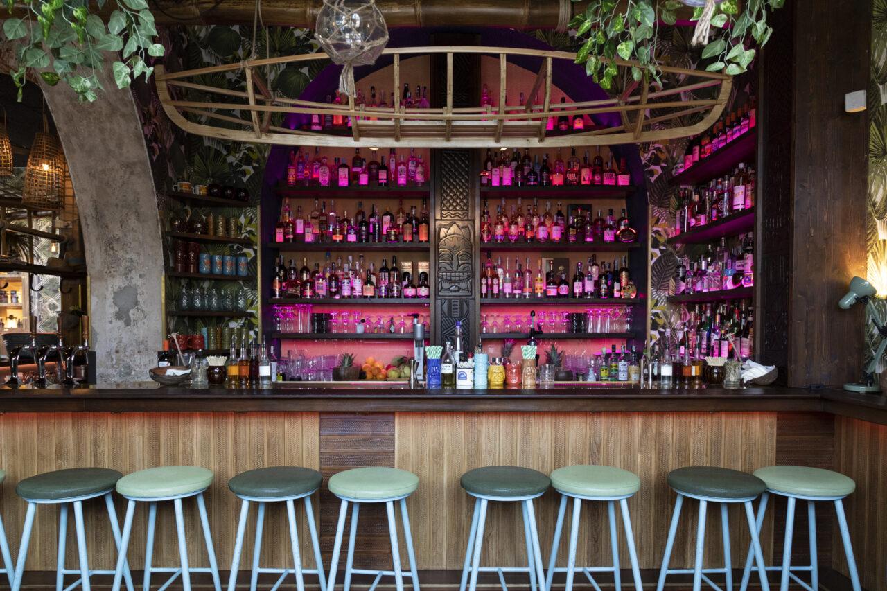 Rita's Tiki Room Bar