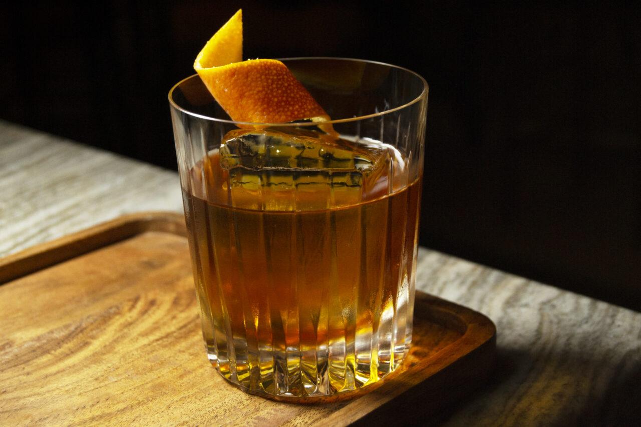 Negroni riff cocktail reporter
